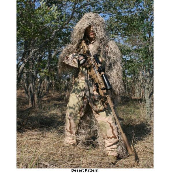 Sniper BDU Ghillie Suit