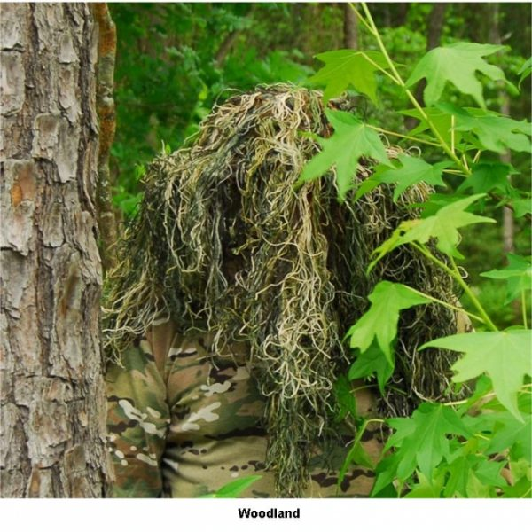 2cff89dae74dc Ghillie Boonie Hat - The Ghillie Suits