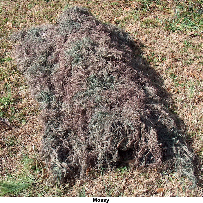 Ghillie Blanket Cover 4x6 The Ghillie Suits