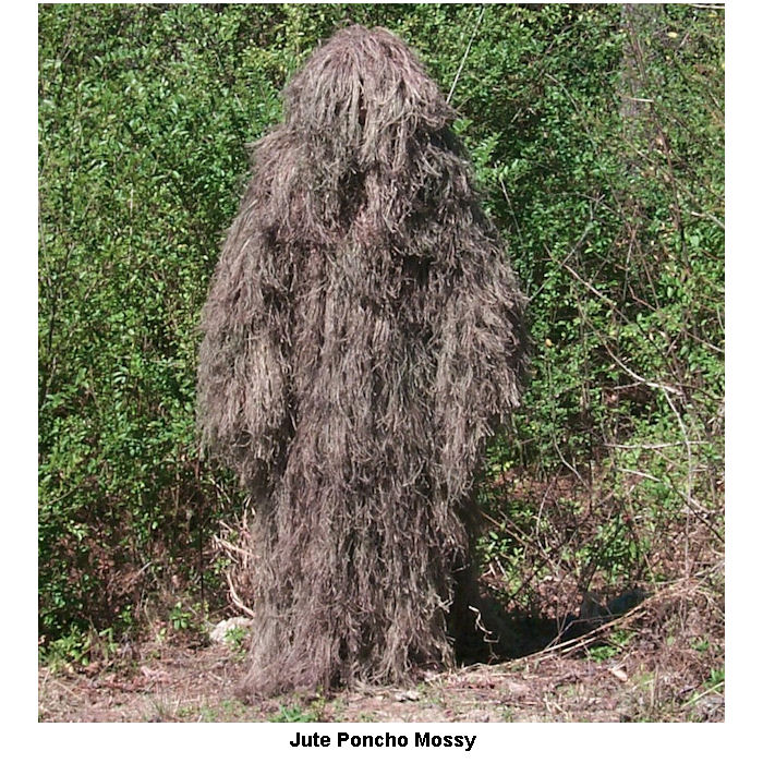how to make a ghillie blanket